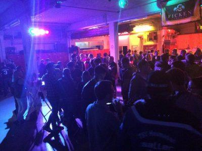 22er-Bar am 02. Oktober 2018